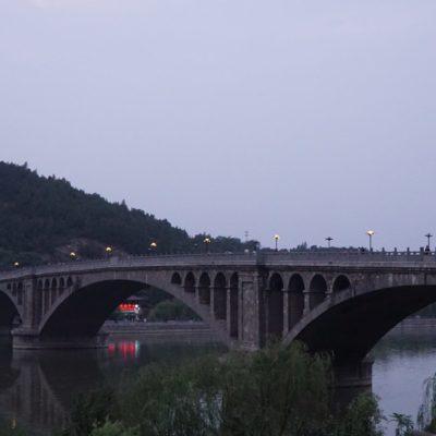 Die Luoyang Longmen Brücke
