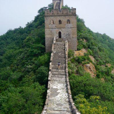 Die Mauer bei Jinshangling