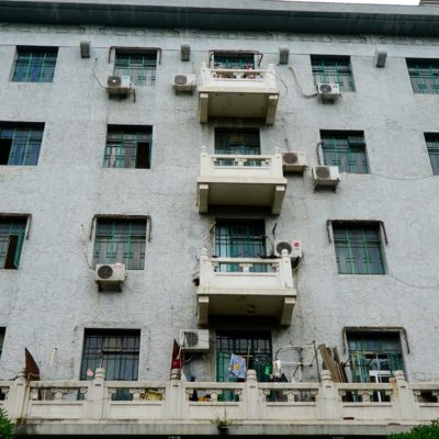 Bauweise in Peking