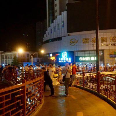 Nochmals Nachtmarkt.