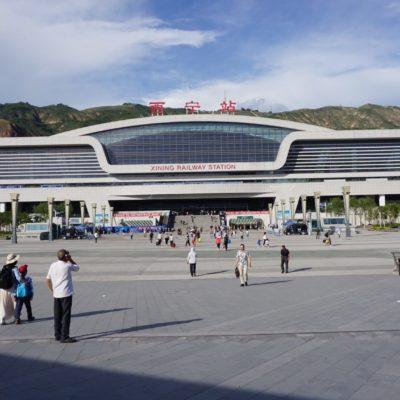 Wieder einmal ein Mega Bahnhof