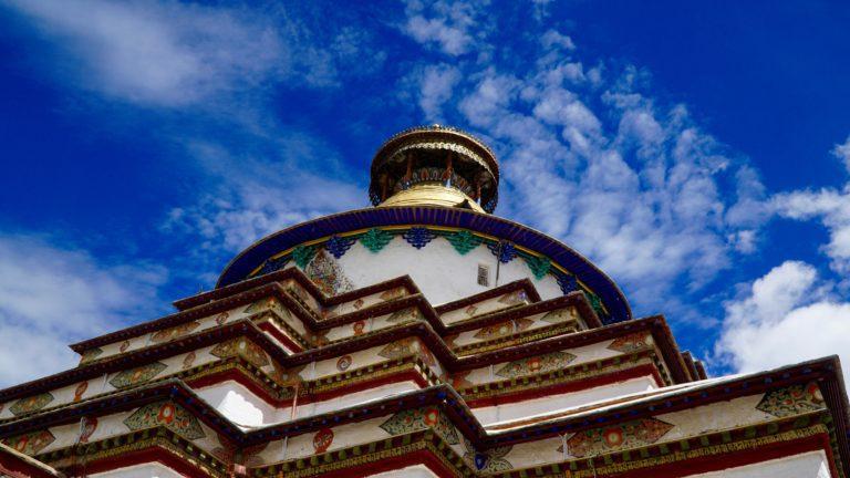 Shigatse / Lhasa eine Rückfahrt mit vielen tollen Stopps