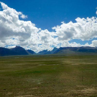 Noch mehr atemberaubende Landschaft