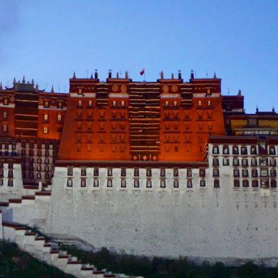Das Objekt der Begierde. Der Potala Palast