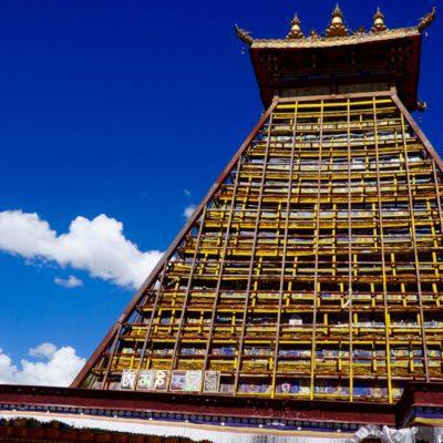 Jopori Tempel
