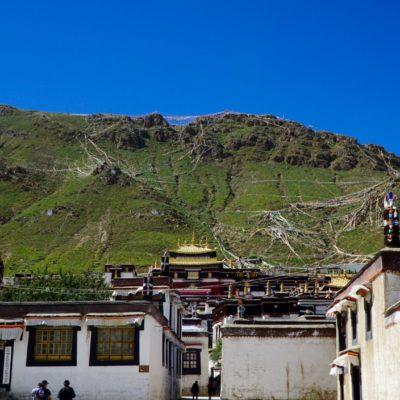 Das Tashilhunpo Kloster