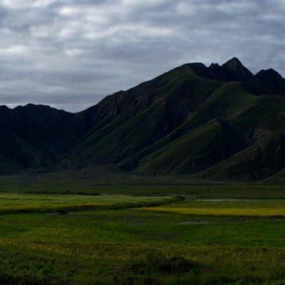 Nur geile Landschaft