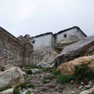 Das Rongpu Kloster