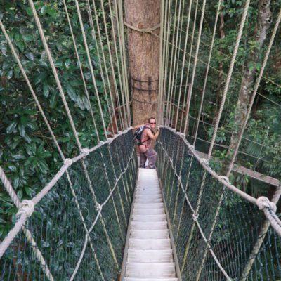 Inkl. steiler Treppe