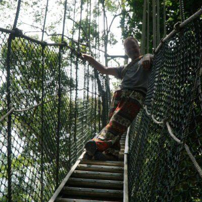 Im Canopy walk