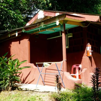 Unser bescheidene Hütte