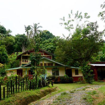 Die Durian Chalet Anlage