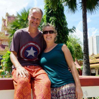 Tolles Paar in Penang