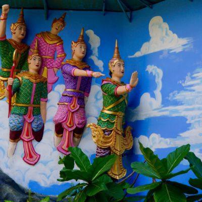 Burma Tempel Penang