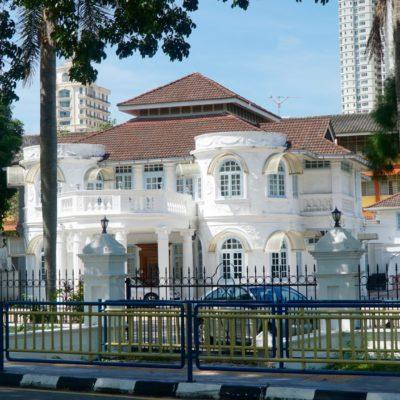 Kolonialgebäude in Penang