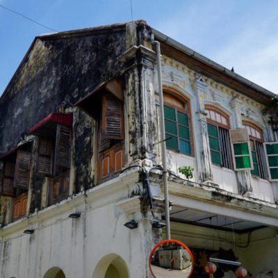 Altes Haus in der Altstadt
