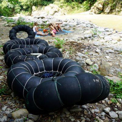 Unser Michelin Reifen Kreuzfahrtschiff