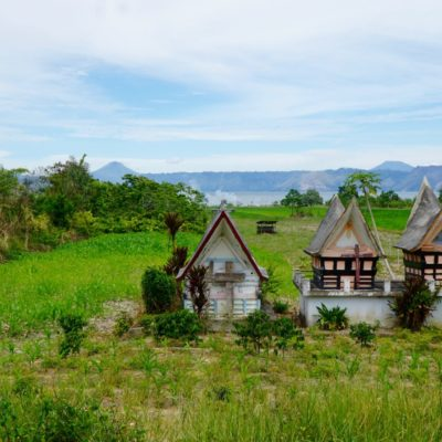 Beerdigung auf Batak Art