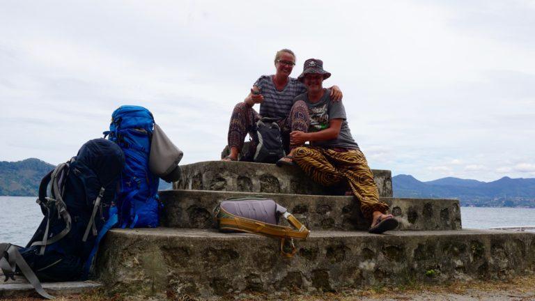 Reisetag von Samosir nach Bukit Tinggi
