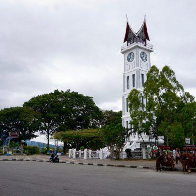 Hauptplatz in Bukit Tinggi