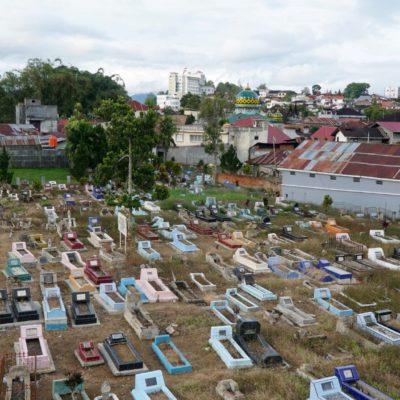 Friedhof am Panorama Valley