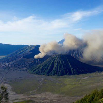 Im Tal der Vulkane