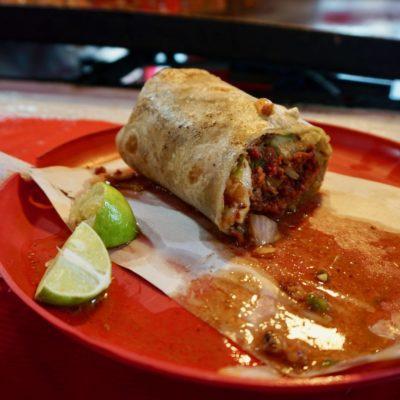 Das Essen in Mexiko ist super geil !