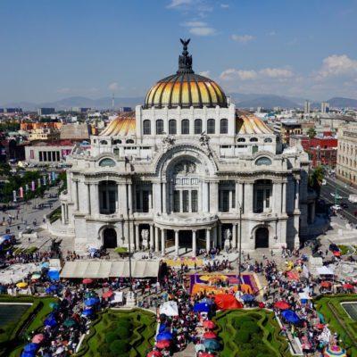Das Theater Bellas Artes