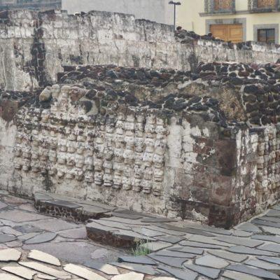 Templo Mayor. Die Urstadt in der Altstadt