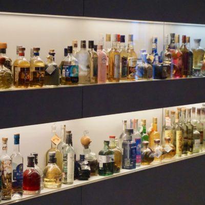 Im Tequila Museum