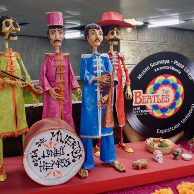 Hier hört man gern die Beatles