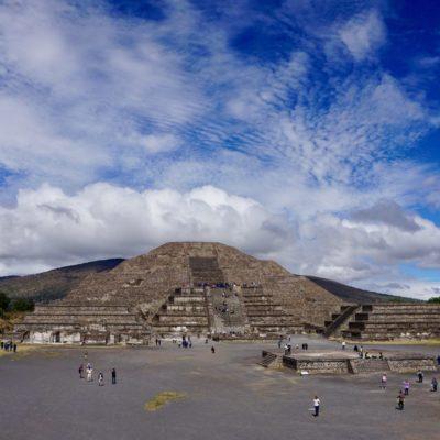 Panorama Mondpyramide