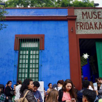 Das Frieda Kahlo Museum