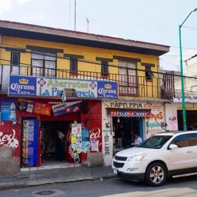 Häuser in Xochimilco