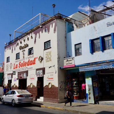 Innenstadt von Oaxaca
