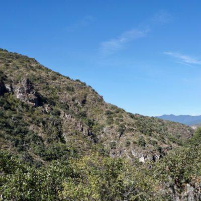 Ausblick vom Wanderweg