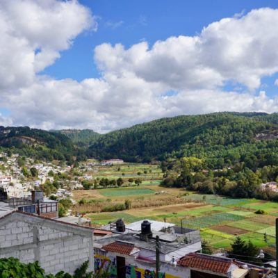Ausblick vom Mirador