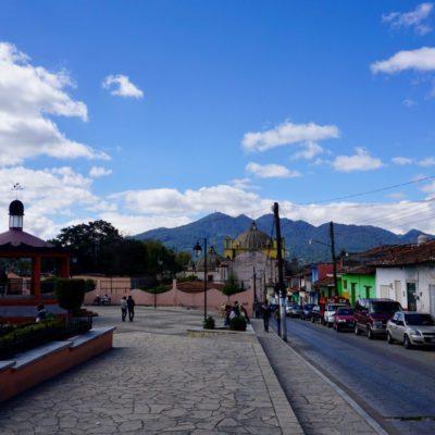 San Cristobal. Hochhäuser Fehlanzeige