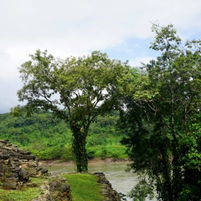 Blick auf Guatemala