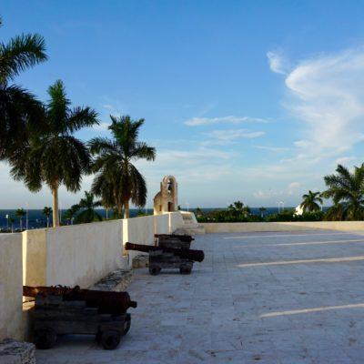 Die Kanonen von Campeche