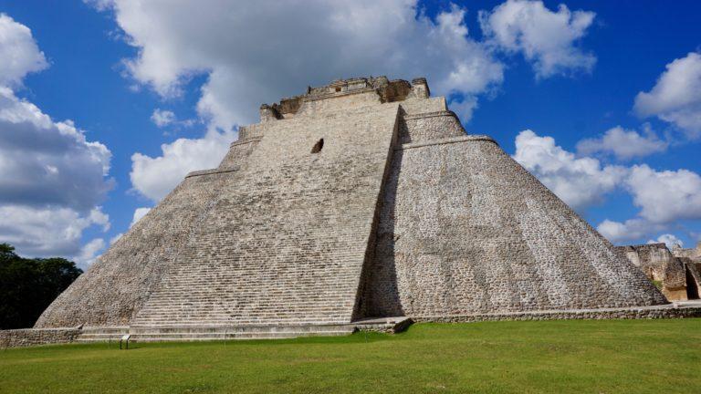 Die Maya Ruinen von Uxmal