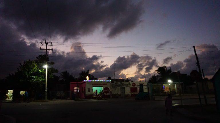 Reisetag von Merida via Tizimin nach Rio Lagartos