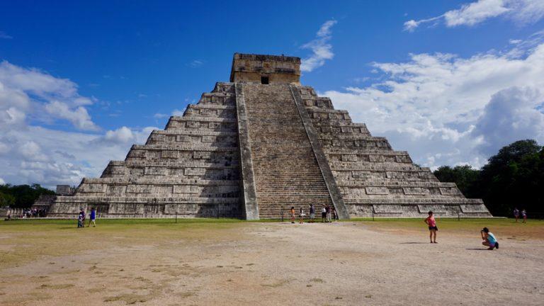 Chichén Itzá und STAR WARS
