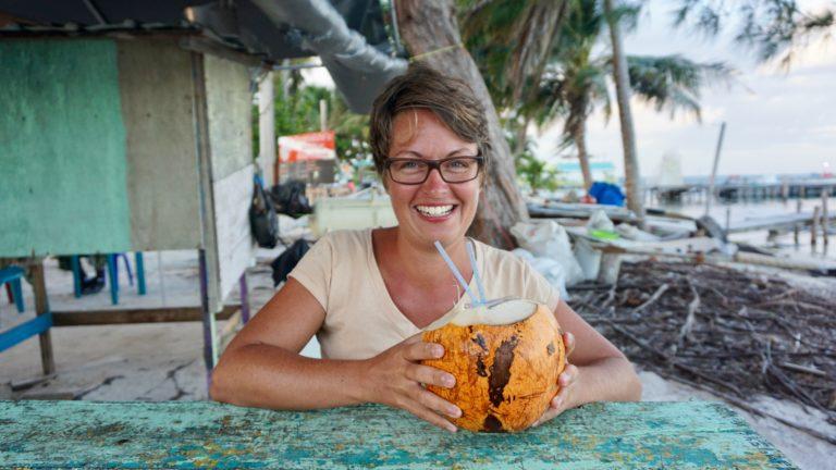 Reisetag von Orange Walk via Belize City nach Caye Caulker