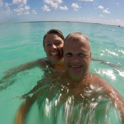 Im Wasser mit GOPRO + Co