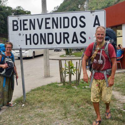 Honduras wir kommen