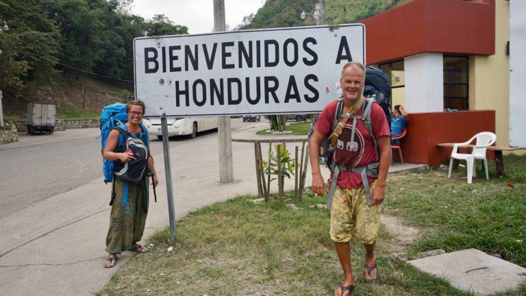 Reisetag von Livingston nach Copán ( Honduras )