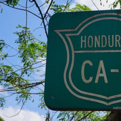 Honduras Highway