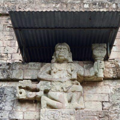 Die Ruinen berühmt für die tollen Figuren