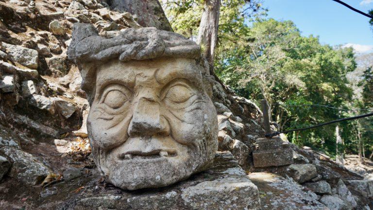 Die Maya Ruinen von Copán